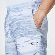 Enhance Mobility Quarter Pants - White Print