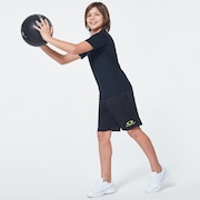 Enhance Jersey Shorts YTR 1.0 - Blackout