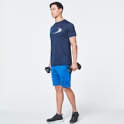Enhance Tech Jersey Shorts 10.0 - Uniform Blue