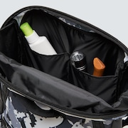 Essential Day Pack S 4.0 - White Print