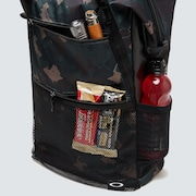 Essential Day Pack S 4.0 - Green Print
