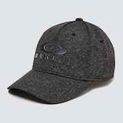 Logo Edge Cap 4.0 - Black/Heather
