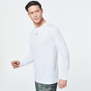 Enhance QD LS Tee 10.0 - White