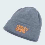 O-Grip Logo Beanie - New Athletic Gray