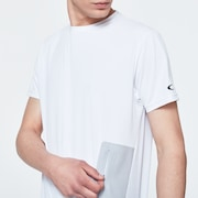 RS Liberation Pocket Tee - White