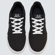 Oakley Canvas Flyer Sneaker - Jet Black