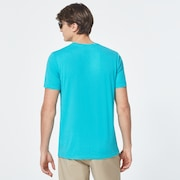 Water Ellipse Short Sleeve Tee - Wave Blue