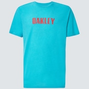 Oakley Stars Short Sleeve Tee - Wave Blue