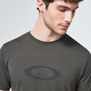 Ellipse Camo Lines Short Sleeve Tee - New Dark Brush