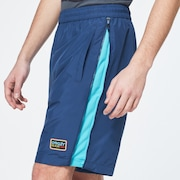 Ventilation Track Short - Universal Blue