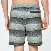 Dot Stripes Boardshort 19 - Dot Stripes Green