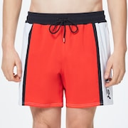 B1B Color Block Beachshort 16