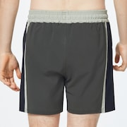 B1B Color Block Beachshort 16 - New Dark Brush