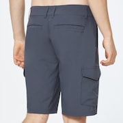 Hybrid Pockets Short 20 - Uniform Gray