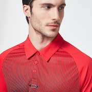 Dynamic Polo - High Risk Red