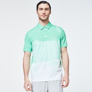 Color Block Shade Polo