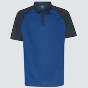 Traditional Golf Polo - Universal Blue