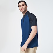 Traditional Golf Polo - Universal Blue