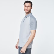 Traditional Golf Polo - Fog Gray