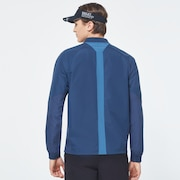 Golf Jacket - Universal Blue