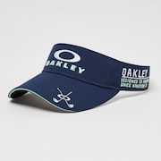 Golf Visor - Black Iris