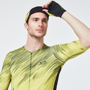 Cycling Painter Cap - Radiant Yellow