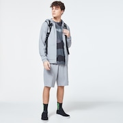 R&D Patch Short - Fog Gray