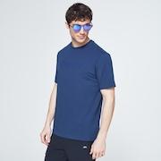 Reverse T-Shirt - Universal Blue