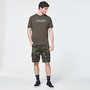 Reverse T-Shirt - New Dark Brush