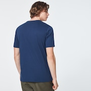 Oakley Patch Short Sleeve Tee - Universal Blue