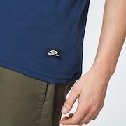 Oakley Patch Short Sleeve Tee - Universal Blue