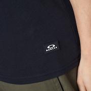 Oakley Patch Short Sleeve Tee - Blackout