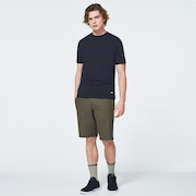 Oakley Patch Short Sleeve Tee - Blackout