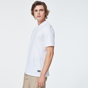 Oakley Patch Short Sleeve Tee - White
