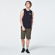 Oakley Digit Tank Top - Blackout