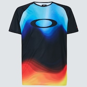 MTB Short Sleeve Tech Tee - Multicolor Gradient