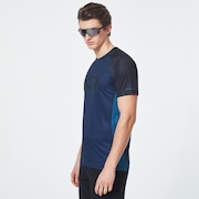MTB Short Sleeve Tech Tee - Black Iris
