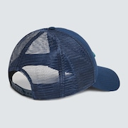 Trucker Ellipse Hat - Universal Blue