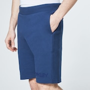 Reverse Fleece Short - Universal Blue