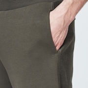 Reverse Fleece Short - New Dark Brush