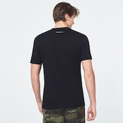 Evolution Patch Short Sleeve Tee - Blackout