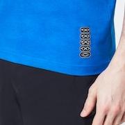 Evolution Patch Short Sleeve Tee - Uniform Blue
