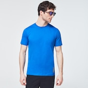 Evolution Patch Short Sleeve Tee - Uniform Blue