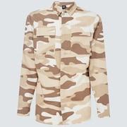 Icon Cargo Shirt - New Desert Camo