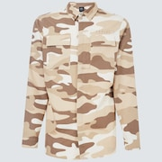 Icon Cargo Shirt - New Desert Camo