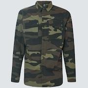 Icon Cargo Shirt - Core Camo