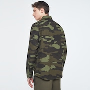 Icon Cargo Shirt - Core Camo