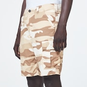 Camo Commuter Cargo Short - New Desert Camo