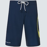 Ellipse Seamles Boardshort 21 - Black Iris