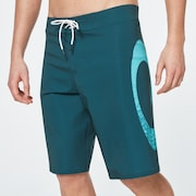 Ellipse Seamles Boardshort 21 - Pine Forest
